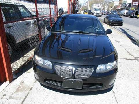 2006 Pontiac GTO for sale at TJ AUTO in Brooklyn NY