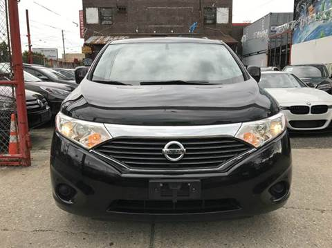 2012 Nissan Quest for sale at TJ AUTO in Brooklyn NY