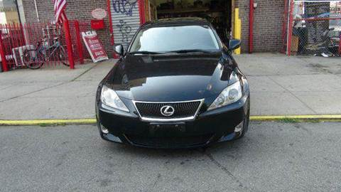 2008 Lexus IS 250 for sale at TJ AUTO in Brooklyn NY