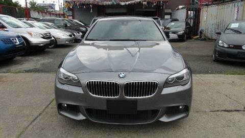 2013 BMW 5 Series for sale at TJ AUTO in Brooklyn NY