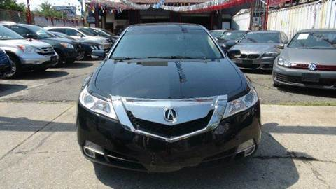 2010 Acura TL for sale at TJ AUTO in Brooklyn NY
