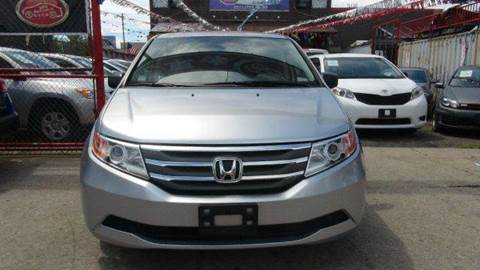 2011 Honda Odyssey for sale at TJ AUTO in Brooklyn NY