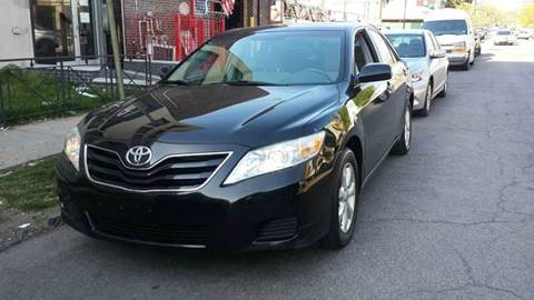 2011 Toyota Camry for sale at TJ AUTO in Brooklyn NY