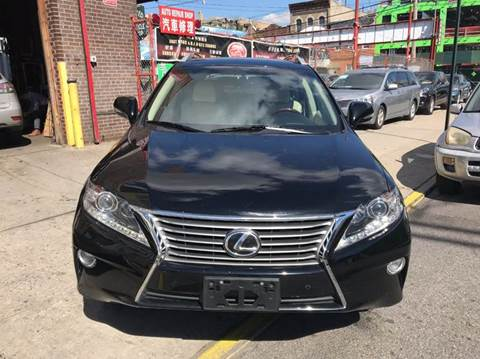 2013 Lexus RX 350 for sale at TJ AUTO in Brooklyn NY