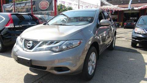 2011 Nissan Murano for sale at TJ AUTO in Brooklyn NY