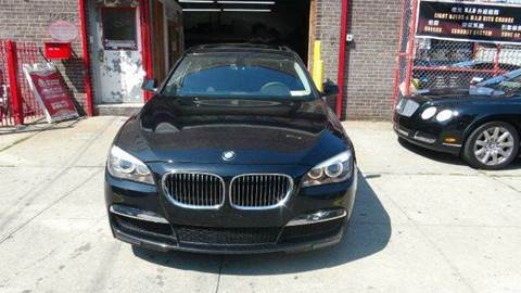 2011 BMW 7 Series for sale at TJ AUTO in Brooklyn NY