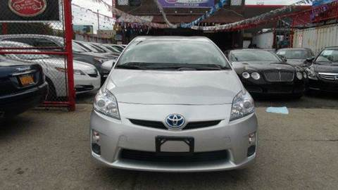 2011 Toyota Prius for sale at TJ AUTO in Brooklyn NY