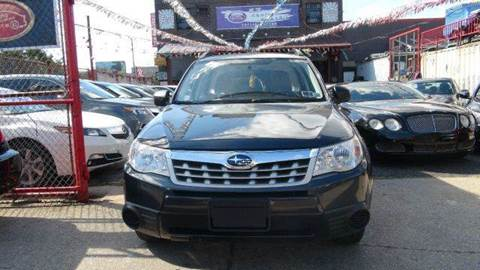 2011 Subaru Forester for sale at TJ AUTO in Brooklyn NY