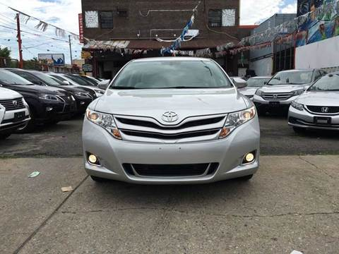 2013 Toyota Venza for sale at TJ AUTO in Brooklyn NY