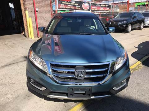 2013 Honda Crosstour for sale at TJ AUTO in Brooklyn NY