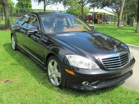2009 Mercedes-Benz S-Class for sale in Pompano Beach, FL