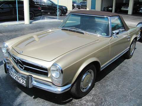 1969 Mercedes-Benz 280-Class for sale in Pompano Beach, FL