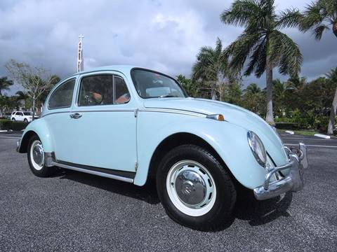 1966 Volkswagen Beetle for sale in Pompano Beach, FL