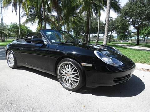 2001 Porsche 911 for sale in Pompano Beach, FL