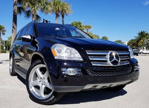2009 Mercedes-Benz GL-Class for sale at Progressive Motors in Pompano Beach FL