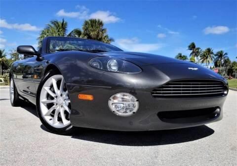 2002 Aston Martin DB7 for sale at Progressive Motors in Pompano Beach FL
