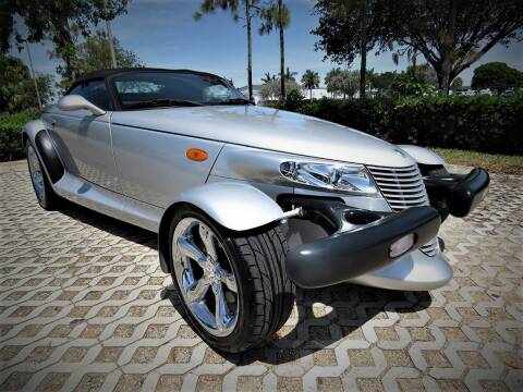2000 Plymouth Prowler for sale at Progressive Motors in Pompano Beach FL