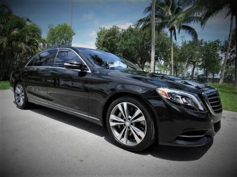2015 Mercedes-Benz S-Class for sale at Progressive Motors in Pompano Beach FL
