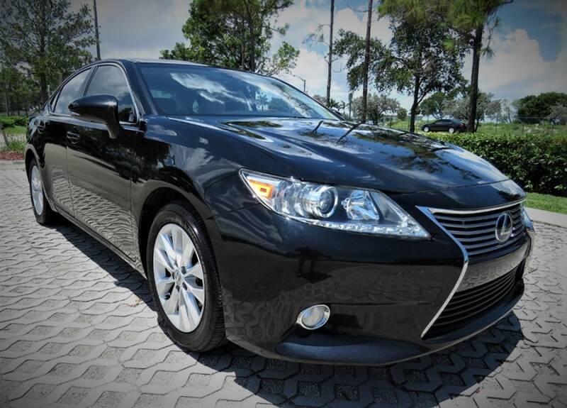 2013 Lexus ES 300h for sale at Progressive Motors in Pompano Beach FL
