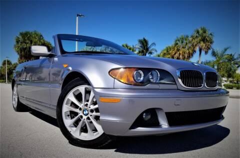 2004 BMW 3 Series for sale at Progressive Motors in Pompano Beach FL