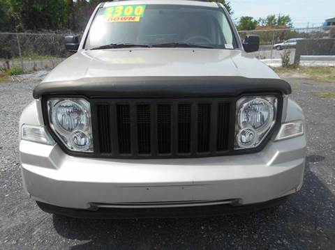 2008 Jeep Liberty for sale in North Charleston, SC