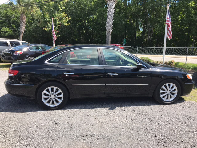 2008 Hyundai Azera Limited 4dr Sedan In NORTH CHARLESTON SC  WWW