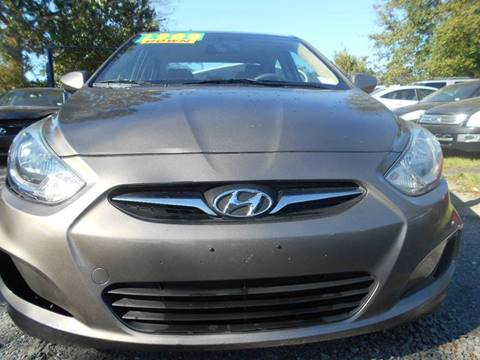 2014 Hyundai Accent for sale in North Charleston, SC