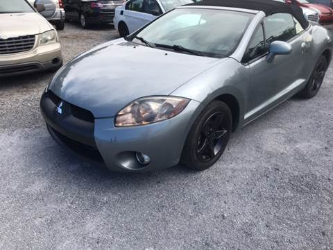 2008 Mitsubishi Eclipse Spyder for sale in North Charleston, SC