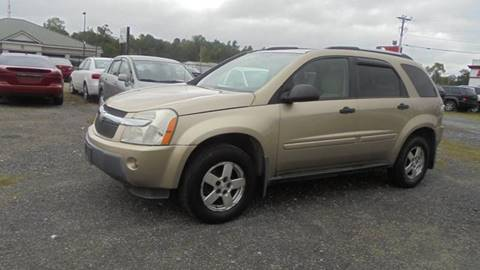 2005 Chevrolet Equinox for sale in Moncks Corner, SC