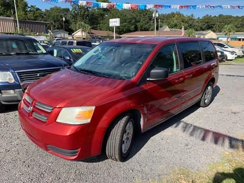2009 Dodge Grand Caravan for sale at Auto Mart in North Charleston SC
