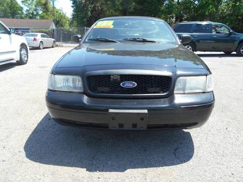 2008 Ford Crown Victoria for sale at Auto Mart in North Charleston SC