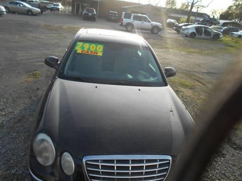 2008 Kia Amanti for sale at Auto Mart in North Charleston SC