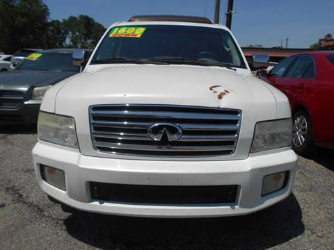 2005 Infiniti QX56 for sale at Auto Mart in North Charleston SC