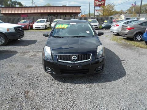 2012 Nissan Sentra for sale at Auto Mart in North Charleston SC
