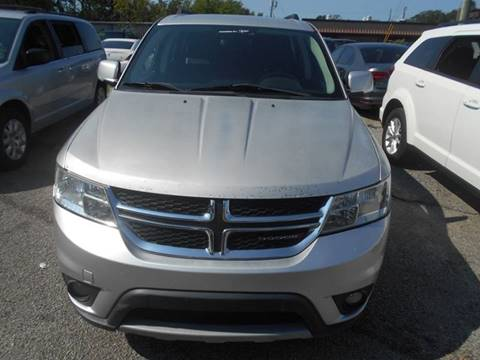 2013 Dodge Journey for sale at Auto Mart in North Charleston SC