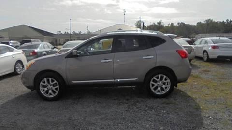 2011 Nissan Rogue for sale at Auto Mart - Moncks Corner in Moncks Corner SC