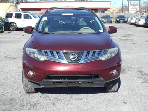 2009 Nissan Murano for sale at Auto Mart in North Charleston SC