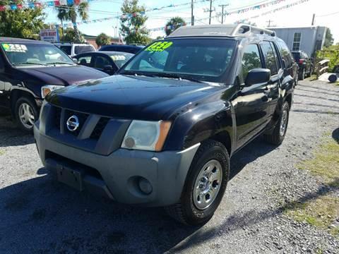 2008 Nissan Xterra for sale in North Charleston, SC