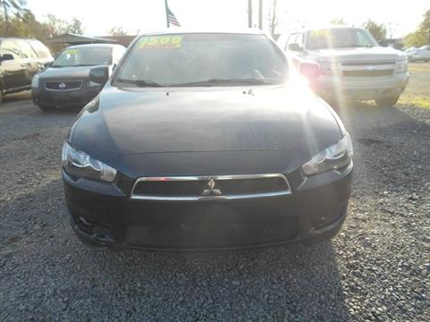 2014 Mitsubishi Lancer for sale at Auto Mart in North Charleston SC