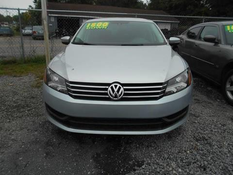 2015 Volkswagen Passat for sale at Auto Mart in North Charleston SC