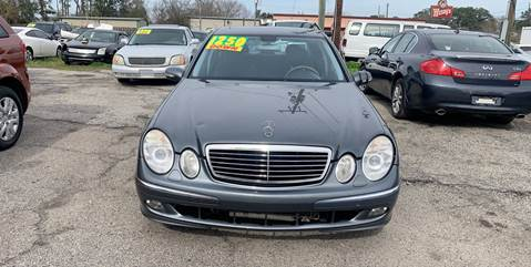 2006 Mercedes-Benz E-Class for sale at Auto Mart in North Charleston SC