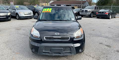 2010 Kia Soul for sale at Auto Mart in North Charleston SC