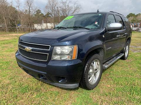 2007 Chevrolet Tahoe for sale at Auto Mart - Dorchester in North Charleston SC