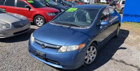 2008 Honda Civic for sale at Auto Mart - Dorchester in North Charleston SC