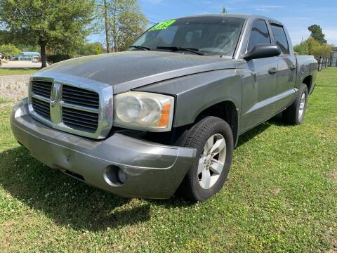 2007 Dodge Dakota for sale at Auto Mart - Dorchester in North Charleston SC