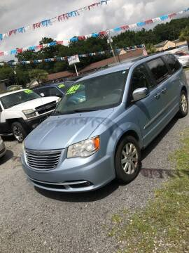 2012 Chrysler Town and Country for sale at Auto Mart - Dorchester in North Charleston SC