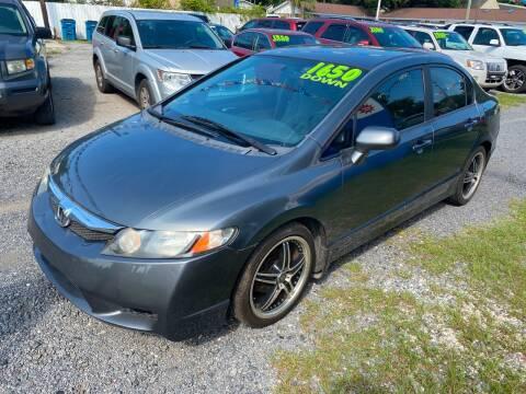 2010 Honda Civic for sale at Auto Mart - Dorchester in North Charleston SC