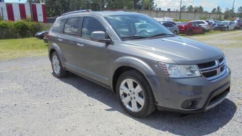 2012 Dodge Journey for sale at Auto Mart - Moncks Corner in Moncks Corner SC