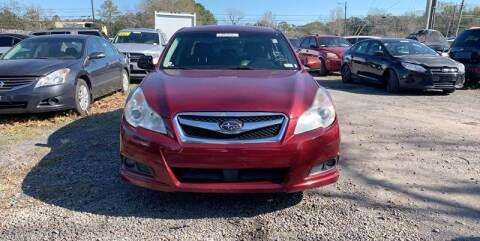 2012 Subaru Legacy for sale at Auto Mart in North Charleston SC