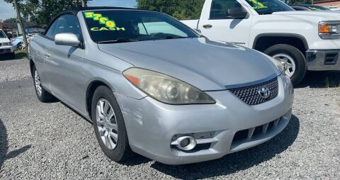 2008 Toyota Camry Solara for sale at Auto Mart in North Charleston SC